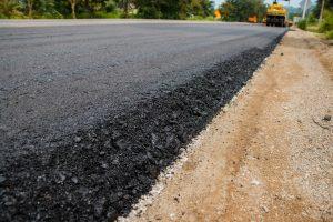 Asphalt Speed Bump Construction | Bergen County Paving
