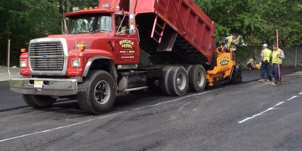 Municipal Road Way Paving Asphalt Bergen County NJ