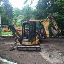 excavating bergen county nj