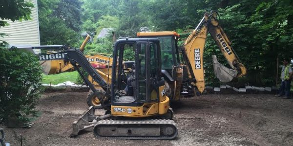 Excavation homeowner driveway Excavation Work Bergen County NJ