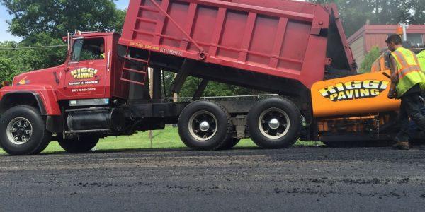 Parking Lots Speed Humps/Bumps Blacktop Asphalt Concrete Bergen County NJ