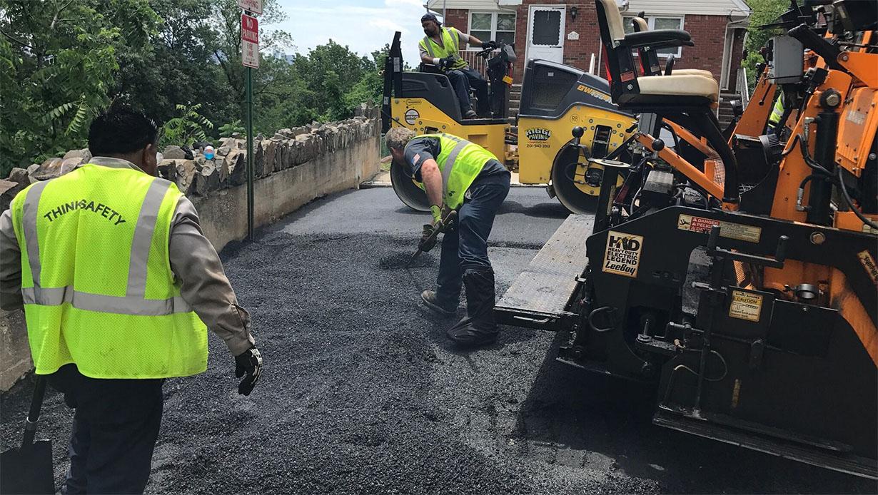 Bergen County Driveway Paving | Riggi Paving NJ