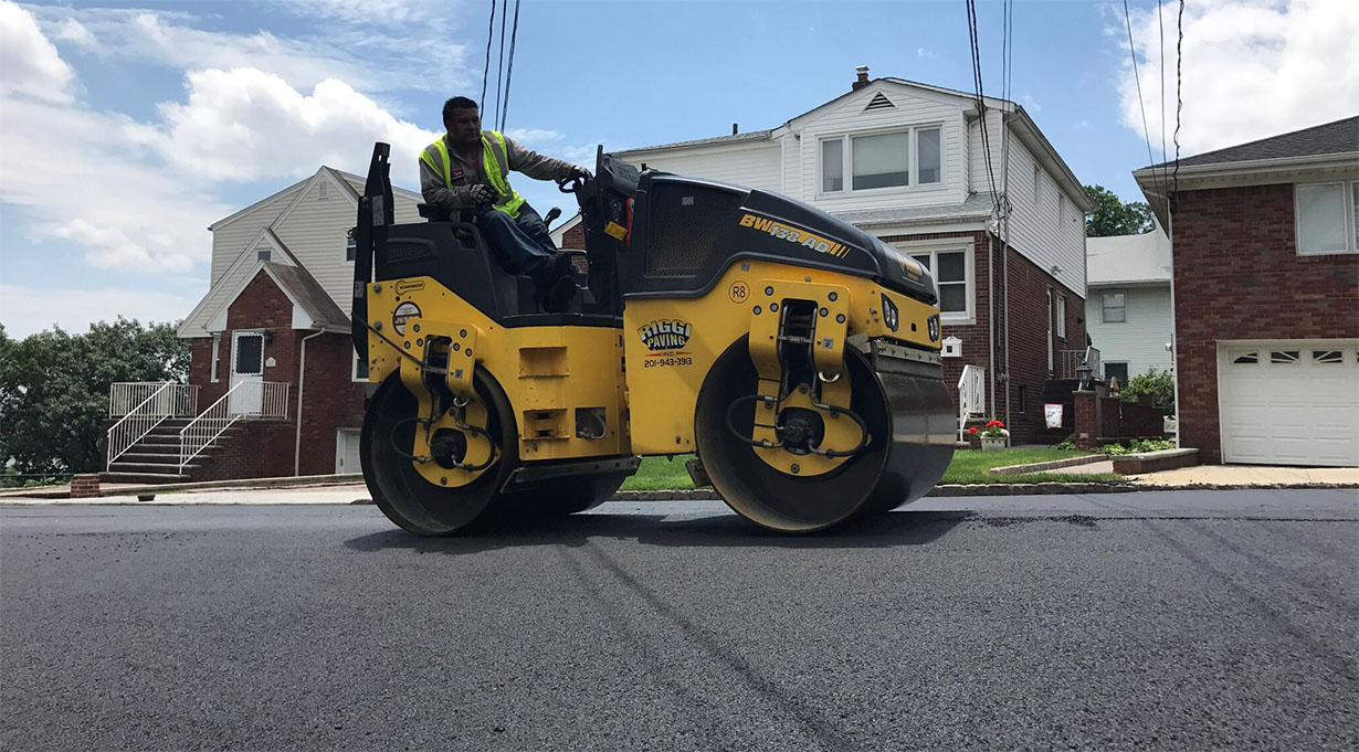 Asphalt Contractors Nj | Riggi Paving Bergen County